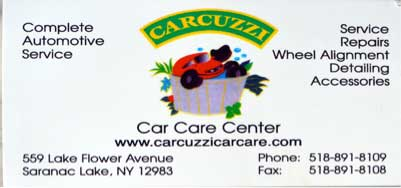 Carcuzzi's Car Care Center