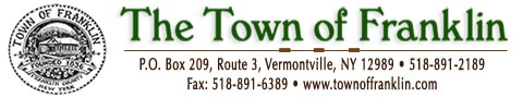 Adirondack Town Of Franklin